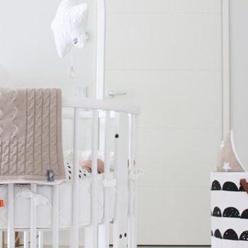 Vauvanhuoneen sisustus