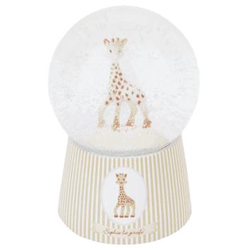 Sophie la Girafe by Trousselier lumipallosoittorasia