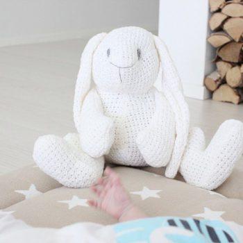Baby's Only iso pehmopupu, valkoinen