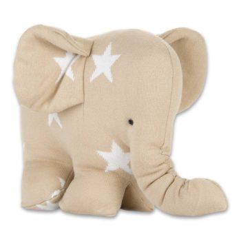 Baby's Only Elefantti pehmolelu vauvalle, beige