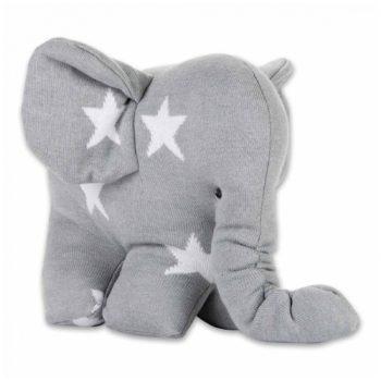 Baby's Only Elefantti pehmolelu vauvalle, harmaa