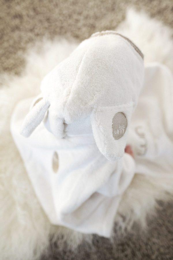 Tyylikäs ja suloinen pyyhe lapsille! Luin Span pehmeä ponchopyyhe on näppärän mallinen ja pyyhe pysyy liikkuvaisenkin lapsen päällä helposti. Ponchopyyhe sopii 1-4 vuotiaalle lapselle.