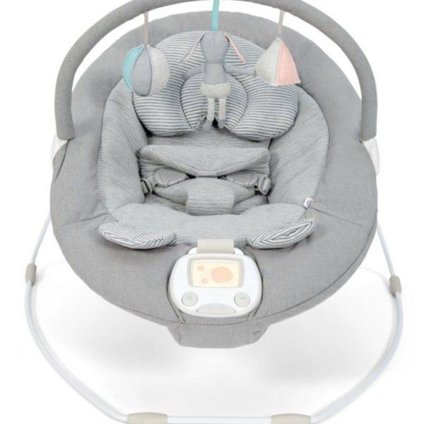 Mamas&Papas Apollo vauvan soiva ja värisevä sitteri rauhoittaa levotonta vauvaa