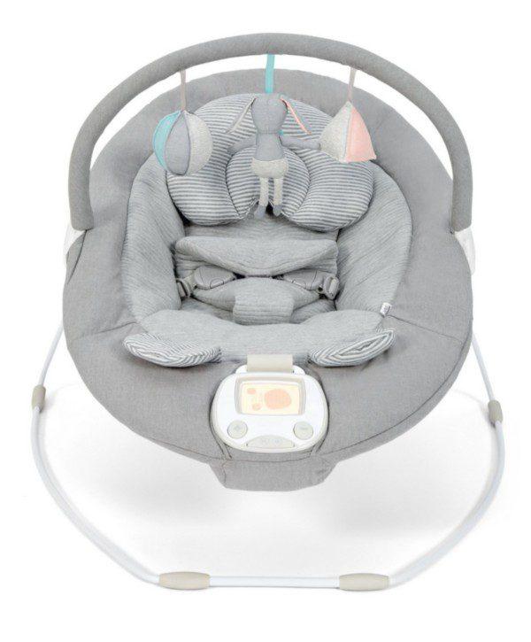 vauvan nukuttaminen sitterissä