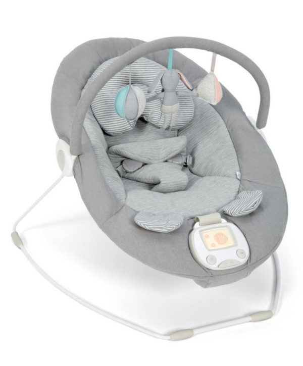 Mamas&Papas Apollo vauvan soiva ja värisevä sitteri vauvalle rauhoittaa levotonta vauvaa