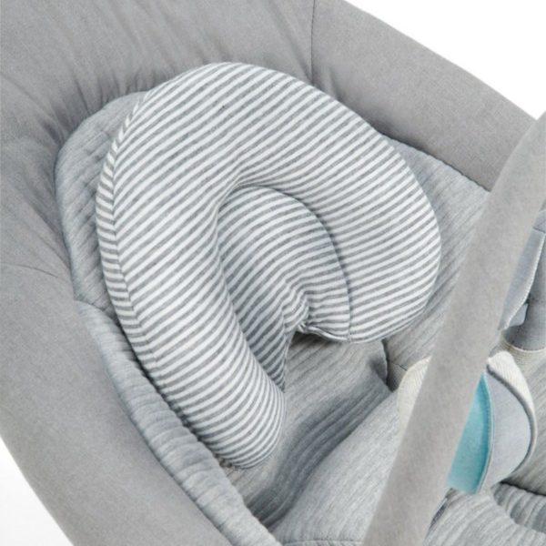 Mamas&Papas Apollo sitterin pehmusteet tekevät sitteristä mukavan jo vastasyntyneelle vauvalle!