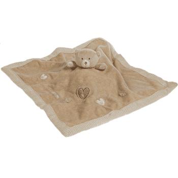 Natures Purest Hug Me -tuoteperheen suloinen uniriepu on ylellisen pehmeä, jolloin se on mukava painaa vauvan poskea vasten nukahtaessa. Rauhallisia öitä!