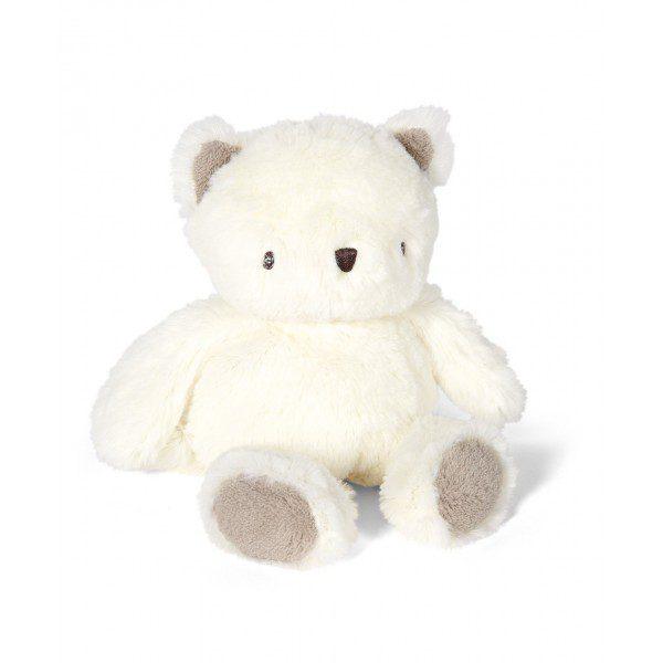 Sisustuksellisesti kaunis vaalea kissanpentu sulostuttaa pinnasängyn tai vauvanhuoneen ja on ihana leikkikaveri myös isommalle lapselle.