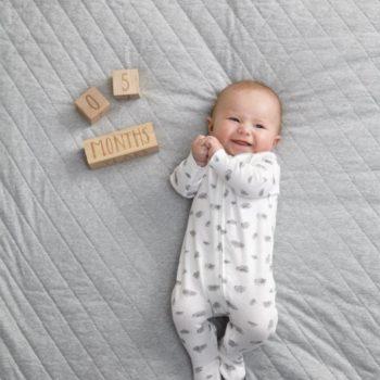 Mamas&Papas puiset ikäpalikat vauvan ja lapsen valokuvaukseen Viimeistään ensimmäisen vauvan synnyttyä jokaisessa perheessä aletaan räpsiä kasapäin valokuvia. Nämä yksinkertaisen tyylikkäät puunväriset palikat sopivat kauniisti vauvan valokuvaukseen -muodosta palikoista vauvan tai lapsen ikä ja nappaa kuva vauvasta hymyilemässä, istumassa tai konttaamassa ensimmäistä kertaa! Iän voi muodostaa viikkoina, kuukausina ja vuosina. Suurimmassa palikassa on ura, johon voit sujauttaa lempivalokuvasi tai mietelausekorttisi -näin palikka toimii myös osana vauvanhuoneen sisustusta!