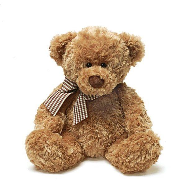 Teddykompanietpehmolelu karhu Supersuloinen nallekarhu sopii leluksi ja unikaveriksi vastasyntyneestä lähtien. Lapset rakastavat nallen suloista olemusta ja lelusta saa hyvän haliotteen. Tämä silkkisen sileä nalle on ihana myös lastenhuoneen sisustukseen ja se pysyy hyvin istuma-asennossa esimerkiksi hyllyn reunalla!