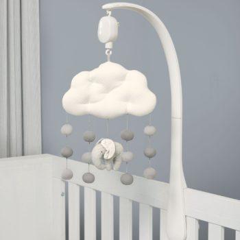 Vauva viettää suuren osan hereilläoloajastaan sylissä tai selällään maaten ja tarkkaillen. Pieni vauva ei vielä pääse liikkumaan, joten kiinnostavat asiat on tuotava hänen luokseen. Vauva viihtyy sängyssään ennen nukahtamista ja heräämisen jälkeen vielä hetken, jos ympäristöstä on tehty mukava.