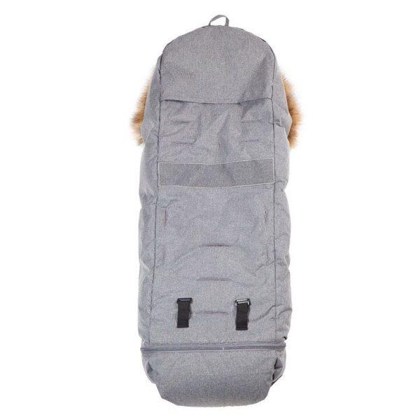 Easygrow Nord lämpöpussi on loistava valinta perheelle, joka ulkoilee lapsen kanssa paljon ja kätevä silloin, kun lapsi nukkuu päiväunia myös ulkona vaunuissa. Tämän makuupussin suurin hyöty on se, ettei vauvaa tarvitse pukea ja riisua ulkovaatteista jatkuvasti, vaan liikkeelle pääsee myös kevyemmällä vaatetuksella. Harva lapsi rakastaa ulkovaatteiden pukemista, joten lämpöpussin käyttö helpottaa päivittäisiä lähtöjä.