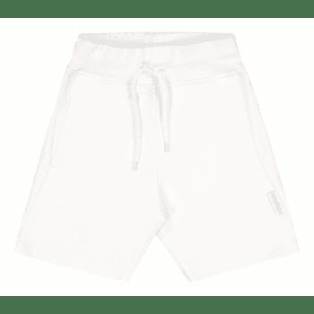 Gugguu Cube Shorts shortsit, sävy White Sand Candy kokoelman ajattoman tyylikkäät collegeshortsit. Cube shortsit ovat todella mukavat ja joustavat, kangas on erittäin laadukasta.