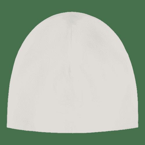 Gugguu Tricot Beanie vauvan trikoopipo, sävy White Sand Ajattoman tyylikäs vauvan pipo on ommeltu pehmeästä ja joustavasta kankaasta. Trikoopipo tuntuu mukavalta vauvan päässä eikä hankaa. Hyvin istuva pipo pysyy paikallaan valumatta silmille. Kangas on kaksinkertainen.