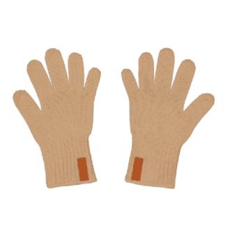 Gugguu laadukkaat sormikkaat, sävy Sugar Cookie Ajattoman tyylikkäät luomupuuvillaiset lasten sormikkaat. Suunniteltu sekä valmistettu Suomessa.