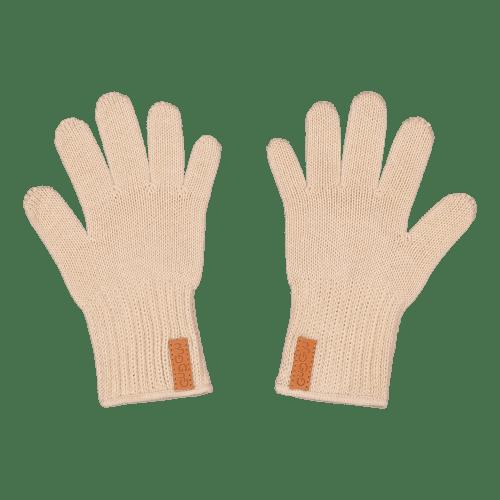 Gugguu laadukkaat sormikkaat, sävy Linen Beige Ajattoman tyylikkäät luomupuuvillaiset lasten sormikkaat. Suunniteltu sekä valmistettu Suomessa.